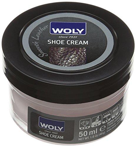 Woly Shoe Cream, Unisex-Erwachsene Schuhe Pflege Zubehör Bonbon