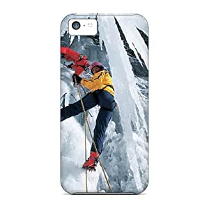 Cases Covers Compatible For Iphone 5c/ Hot Cases/ Climbing The Icy Mountain