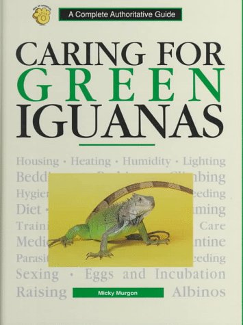 Caring for Green Iguanas: A Complete Authoritative Guide