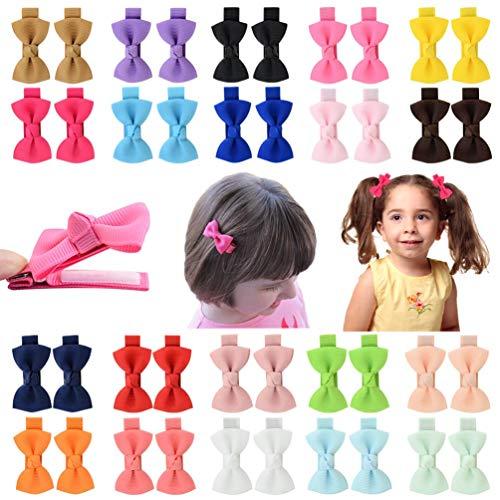 Grosgrain Ribbon Barrettes Babies Toddler product image