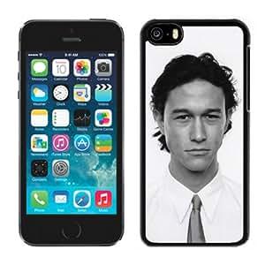 Joseph Gordon Levitt Black And White Durable High Quality iPhone 5C Phone Case