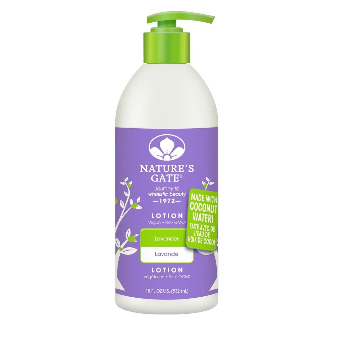 Nature S Gate Lavender Lotion