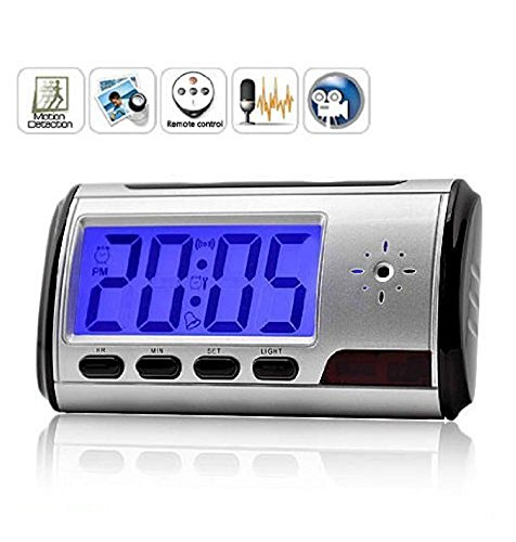 Bybest-DZZ01-Portable-Alarm-Clock-Spy-Camera-DVR-with-Motion-Detection-Tf-Card-Not-Included