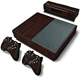 Cheap ModFreakz™ Console/Controller Vinyl Skin Set – Dark Wood Plankss for Xbox One Original