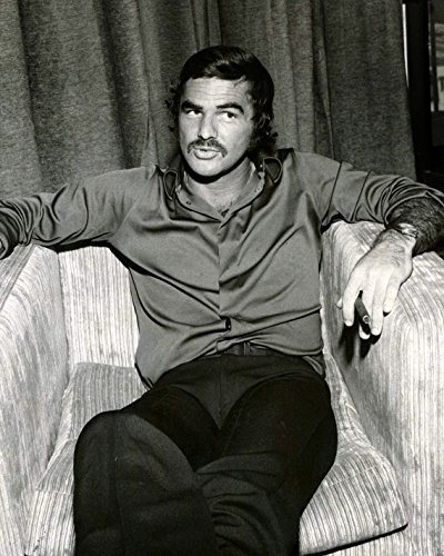 Burt Reynolds 8 x 10 * 8x10 GLOSSY Photo Picture IMAGE -