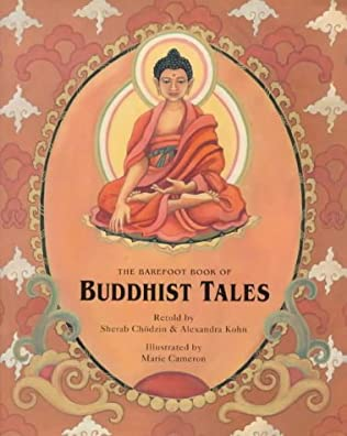 book cover of Buddhist Tales
