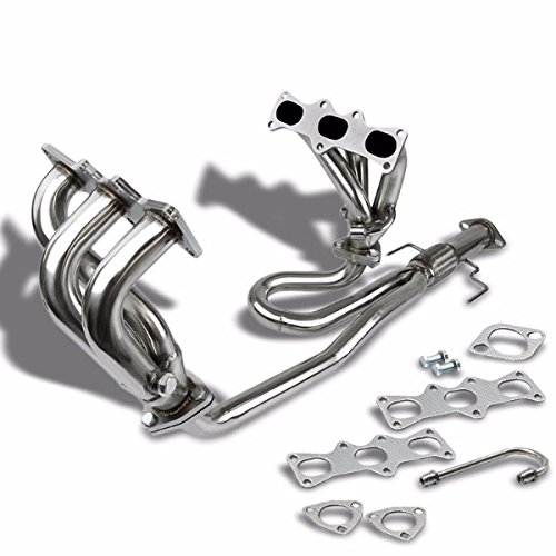 6-2-1 Racing Sport Manifold Exhaust Header For Ford 93-97 Probe 2.5L Hatchback/ Mazda 93-97 MX-6 LS Coupe 2-Door/96 MX-6 M Edition Coupe