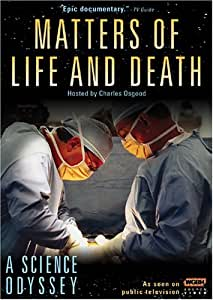 Amazon.com: A Science Odyssey - Matters of Life and Death ...
