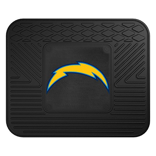 FANMATS NFL San Diego Chargers Vinyl Utility Mat