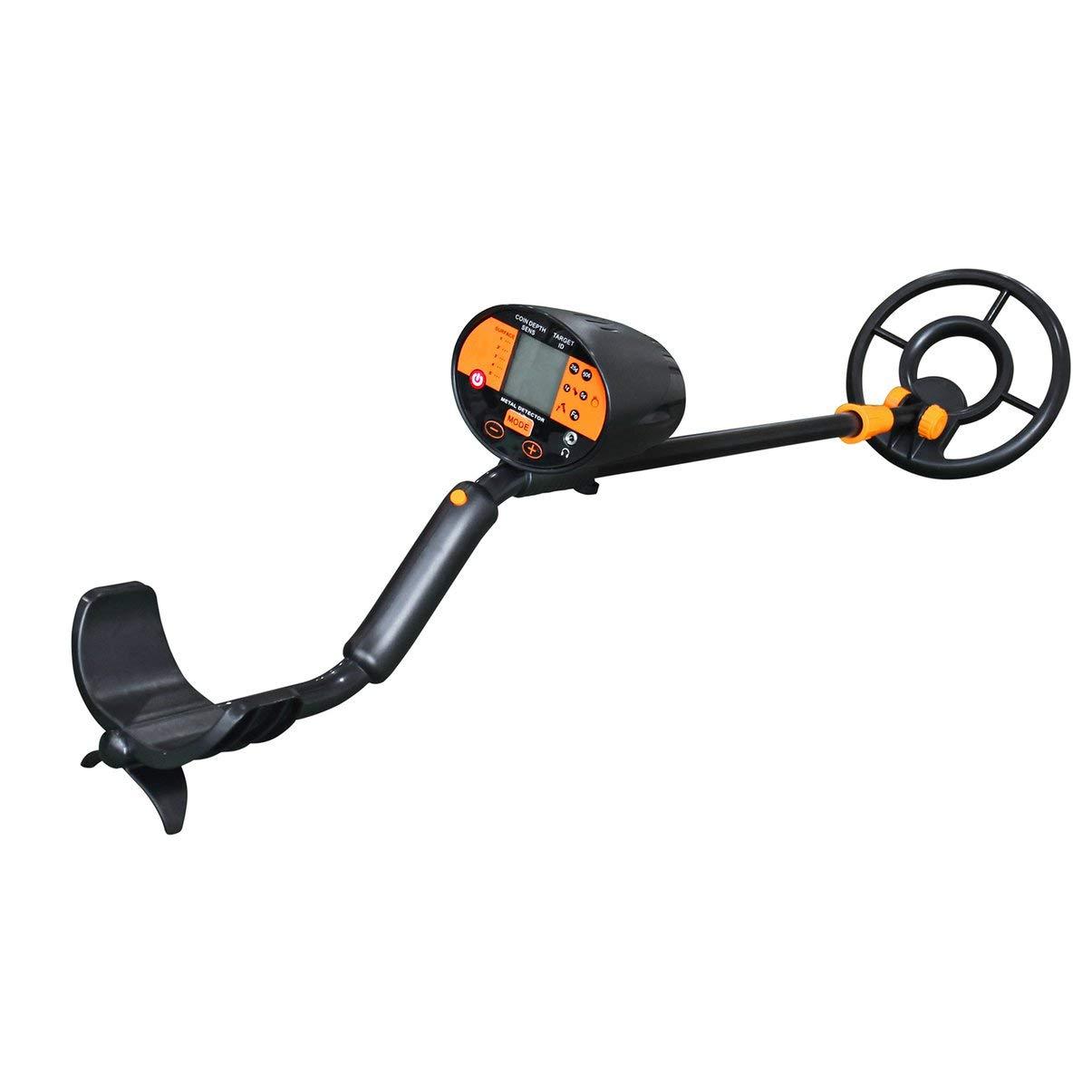 Detector De Metales, Alta Sensibilidad Meterk Detector para Adulto y Principiantes MD-3050: Amazon.es: Bricolaje y herramientas