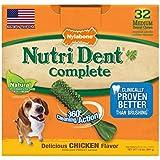Nylabone Nutri Dent Adult Chicken 32ct Medium Pantry Pack