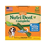 Nylabone Nutri Dent Adult Chicken 32ct Medium Pantry Pack