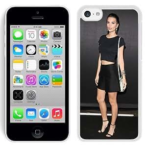 New Custom Designed Cover Case For iPhone 5C With Emily Ratajkowski Girl Mobile Wallpaper(274).jpg
