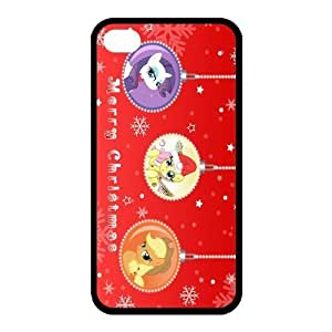 Customize Cartoon Series My Little Pony Back Case for iphone 4,4S JN4S-1239