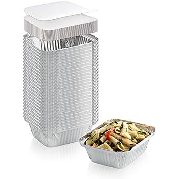 Amazon Com Daily Chef Aluminum Foil Steam Table Pans