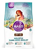Halo Holistic Dry Dog Food for Puppies - Game Bird Medley - 10 LB Bag of Natural Puppy Food