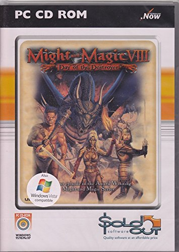 Might and Magic 8: Day of the Destroyer - PC