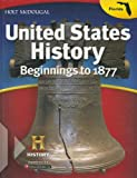 United States History: Florida, HOLT MCDOUGAL, 0547607512