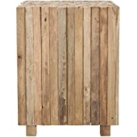 Safavieh Richmond Square End Table, Natural