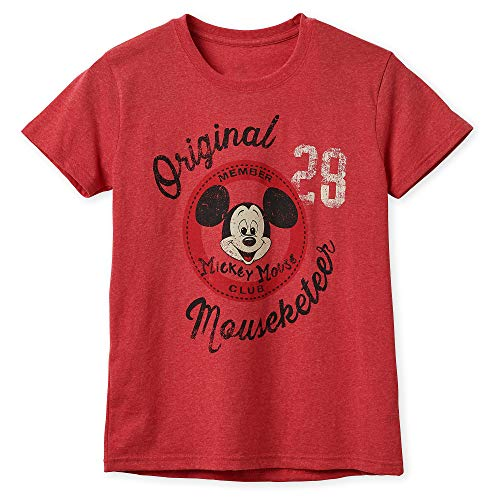 Disney The Mickey Mouse Club Mouseketeer T-Shirt for ()