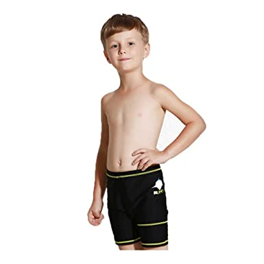 3895837ab2ab5 Sxyts Boy Swimming Underwear Little Boy 12 Years Old Professional  Waterproof  Amazon.co.uk  Clothing