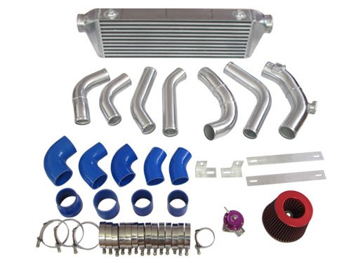 CXRacing FA20 Intercooler+Turbo Intake Piping Kit For Scion FR-S Subaru BRZ GT86