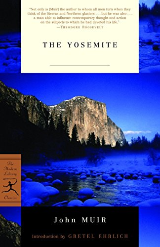 The Yosemite (Modern Library Classics)