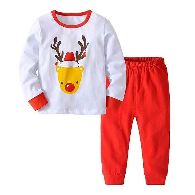 ZODOF Juego de Calentador de Alces de Navidad para niños Ciervos de Navidad Bebé Niñas Niño