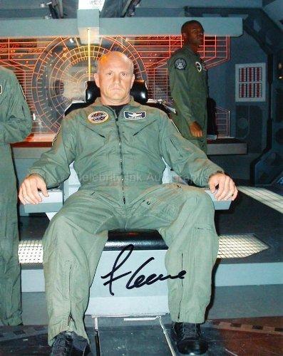 FULVIO CECERE as Colonel Davidson - Stargate SG-1 Genuine Autograph from Celebrity Ink
