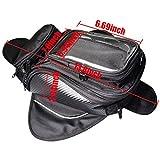 Lozom Motorcycle Gas Oil Fuel Tank Bag Waterproof