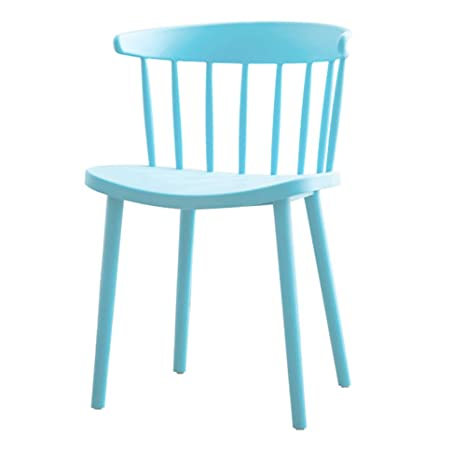 Surprising Amazon Com Dining Chair Nordic Style Open No Back Pabps2019 Chair Design Images Pabps2019Com