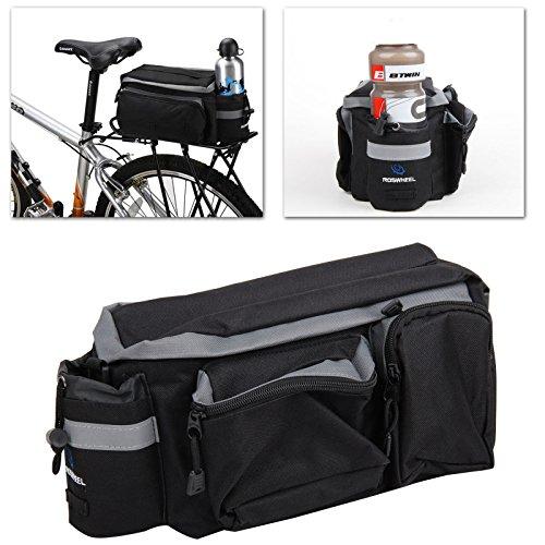 Plus Size Costumes Australia Cheap (Cycling Bicycle Bike Storage Pannier Saddle Rack Rear Seat Bag Shoulder Handbag)