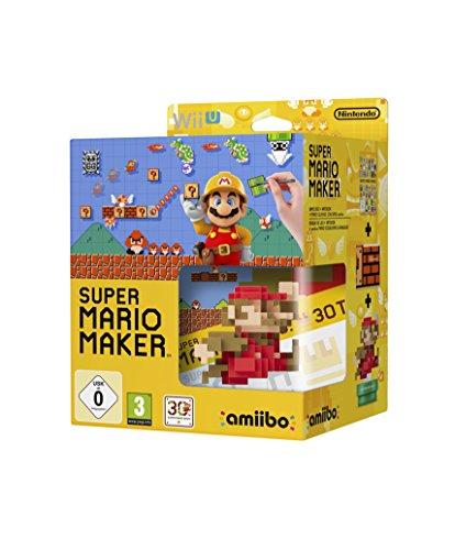 Nintendo Super Mario Maker amiibo Wii