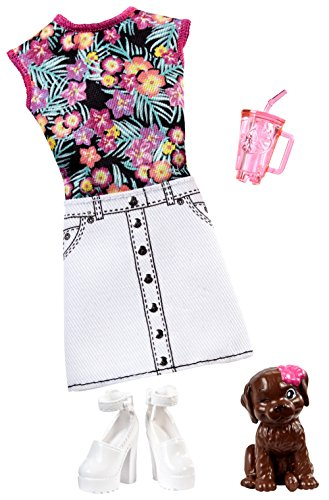 Barbie Dolphin BYO-Barbeque Set Fashion Pack