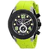MULCO Unisex MW1-82197-715 Analog Display Swiss Quartz Green Watch