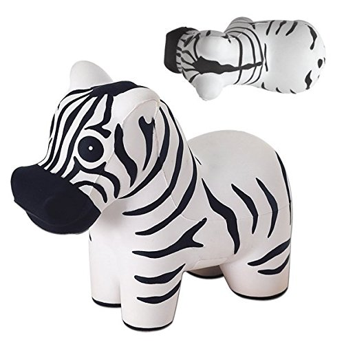 Zebra Stress Toy