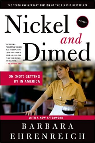 Nickel and Dimed: On (Not) Getting by in America: Amazon.de: Barbara ...