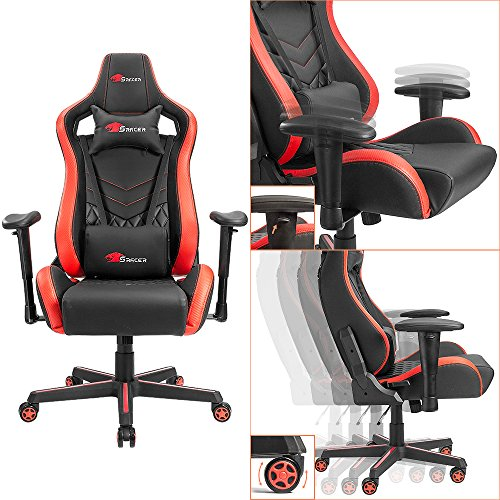 Homall Speed Series Racing Chair Ergonomic High Back