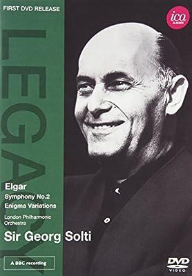 Sir Georg Solti - Elgar: Symphony No. 2; Enigma Variations
