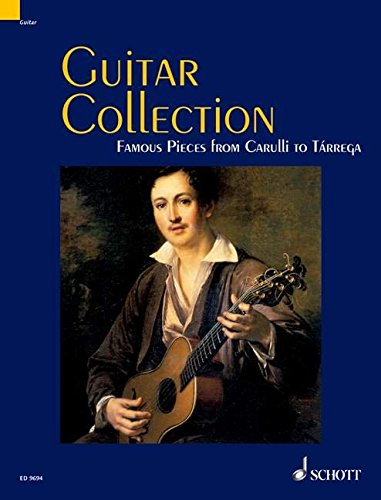 Andante Book Music Guitar - Guitar Collection: Famous Pieces from Carulli to Terrega