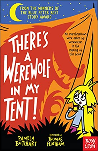 Image result for there's a werewolf in my tent