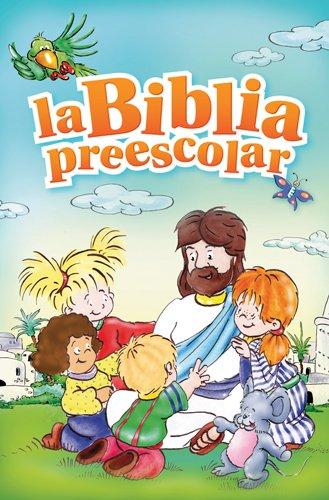 La Biblia preescolar (Spanish Edition) by Tyndale Kids