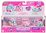 Toys : Cutie Car Spk Season 1 Freezy Riders Toy 3 Pack