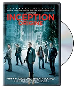 Inception / Origine (Bilingual)