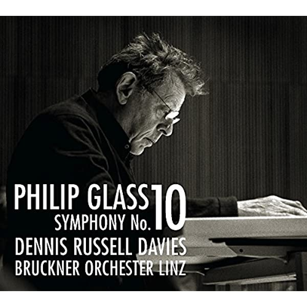 Symphony No. 10: Philip Glass, Philip Glass: Amazon.es: Música