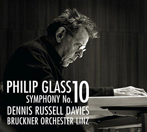 Glass: Symphony No.10, Concert Overture