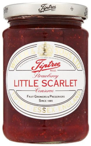 Tiptree Little Scarlet Strawberry Conserves 340 g (Pack of 6)