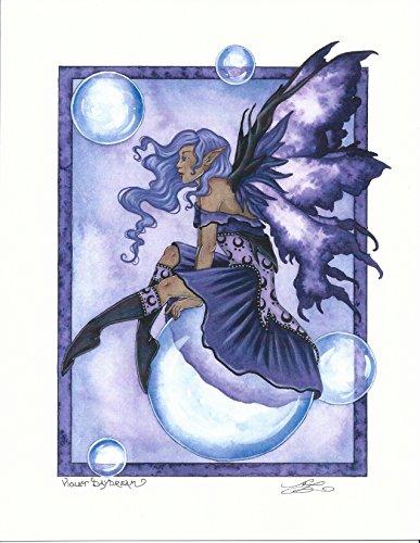 Amy Brown Fairy Art Print 8.5