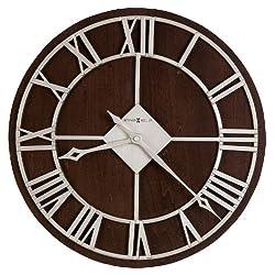 Howard Miller 625-496 Prichard Wall Clock by
