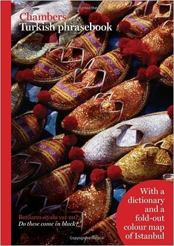 Chambers Turkish Phrasebook (Chambers Phrasebooks)